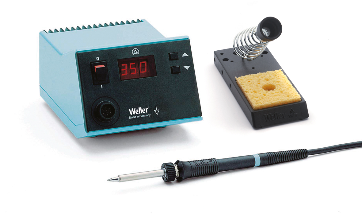 WELLER WSD 81 Electronically Controlled Digital Soldering